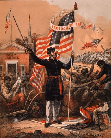 a study on union reconstruction after the civil war