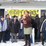Occupying a foreclosed home in St. Paul, MN