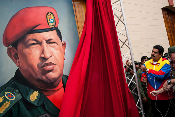 (Miguel Gutierrez/EFE/Zuma Press/MCT)