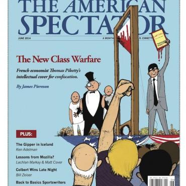 American Spectator cover