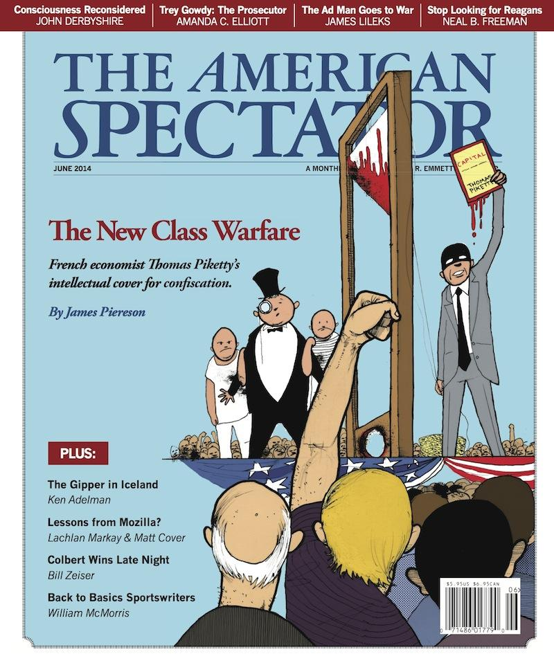 American Spectator cover