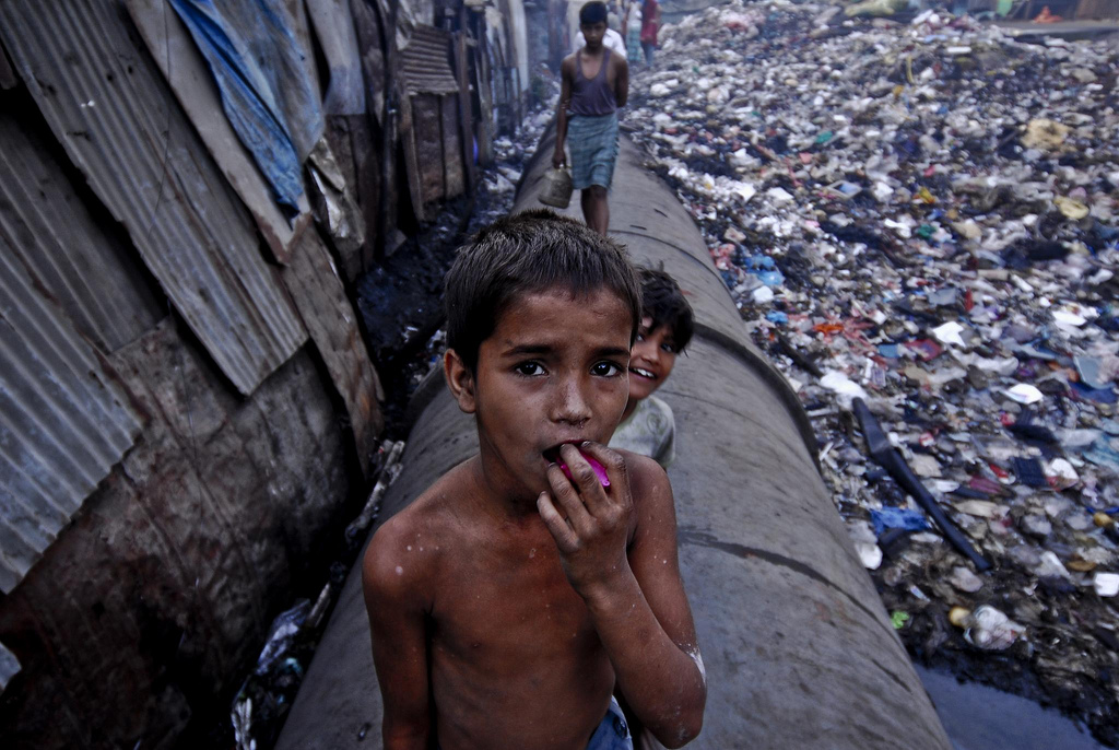 Making Poverty History