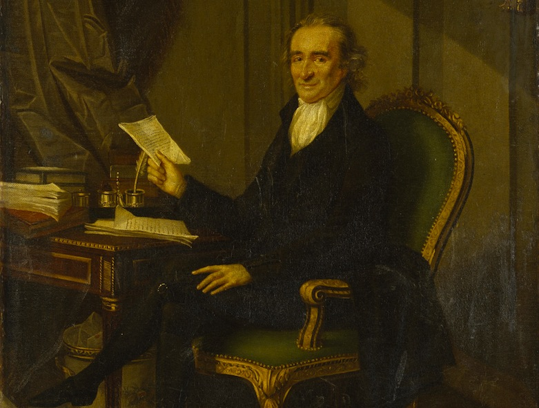 reading paine from the left