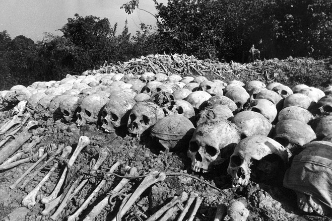 Nixon and the Cambodian Genocide
