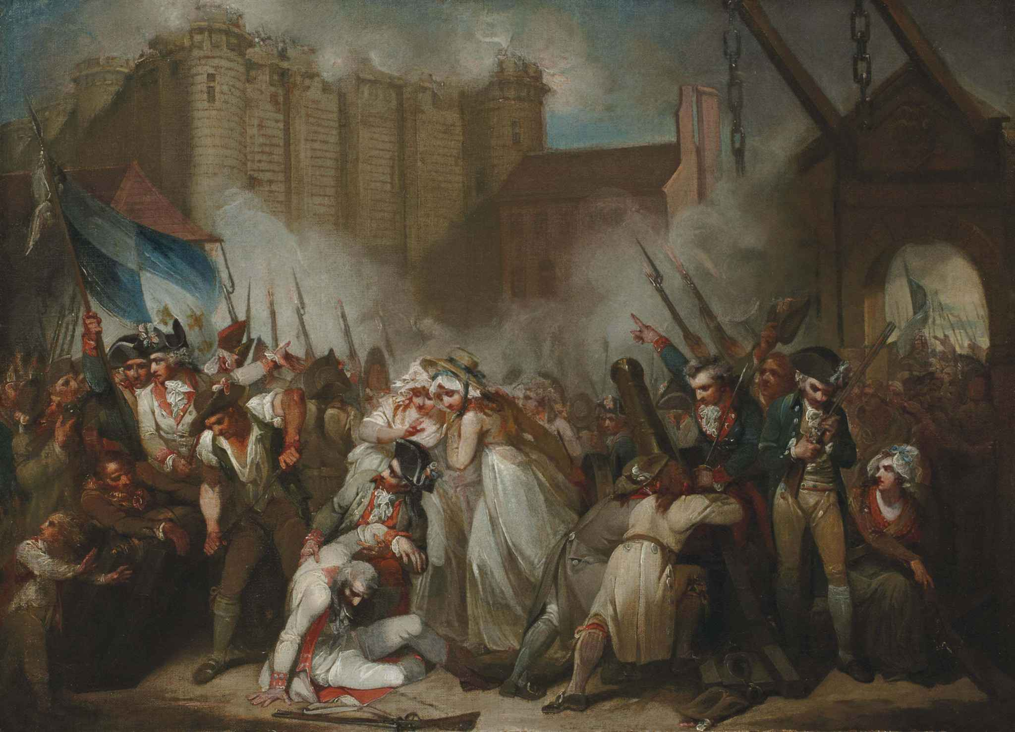 an overview of the french revolutionary committee of public safety in 18th century Home » browse » history » european history » france » 17th and 18th century france of the french revolution to the committee of public safety.