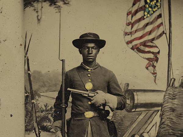 an appreciation of the african american soldiers during the civil war
