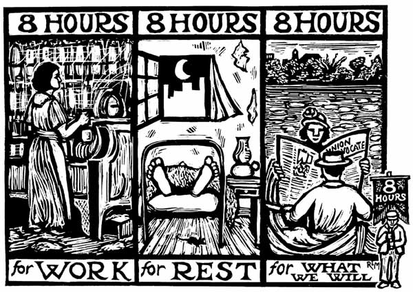 Labor Day Is May 1