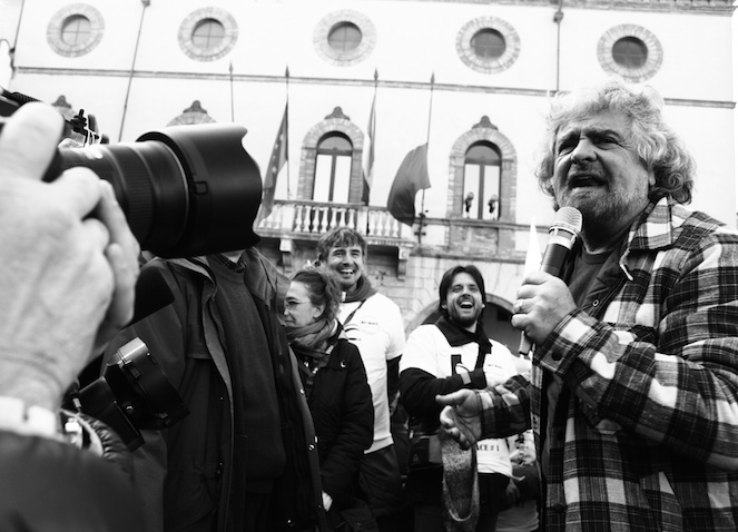 Behind the Five Star Movement
