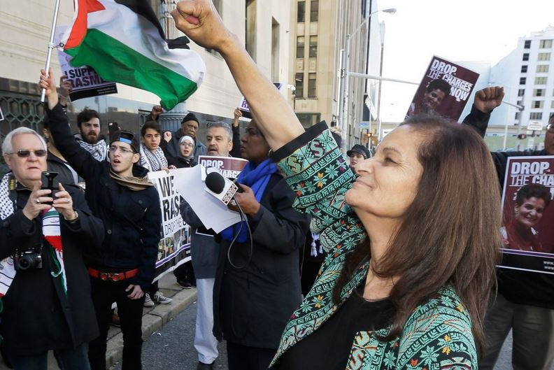 Image result for Rasmea Odeh