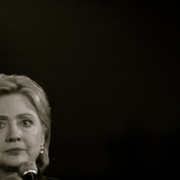 Hillary Clinton in 2008. Kyle Roll / Flickr