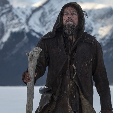 Leonardo DiCaprio in The Revenant. Sosyo Kultur / Flickr