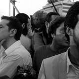 Alexis Tsiptras at a rally in 2012. Teacher Dude / Flickr