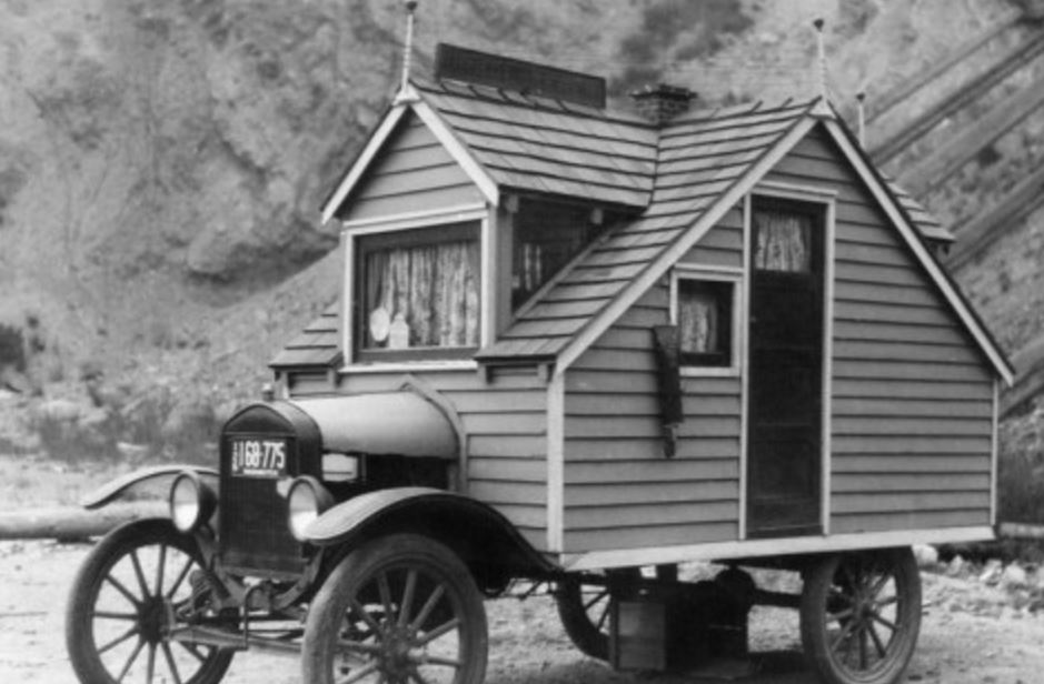 Strange The Tiny House Fantasy Jacobin Largest Home Design Picture Inspirations Pitcheantrous