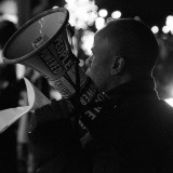 A protest in Memphis against police brutality in November 2013. Chris Wieland / Flickr
