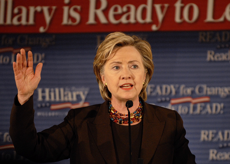 hillary clinton undergraduate thesis The message links hillary clinton and barack obama to saul alinksky, a chicago-based community organizer who has become a frequent boogeyman for gop leaders.