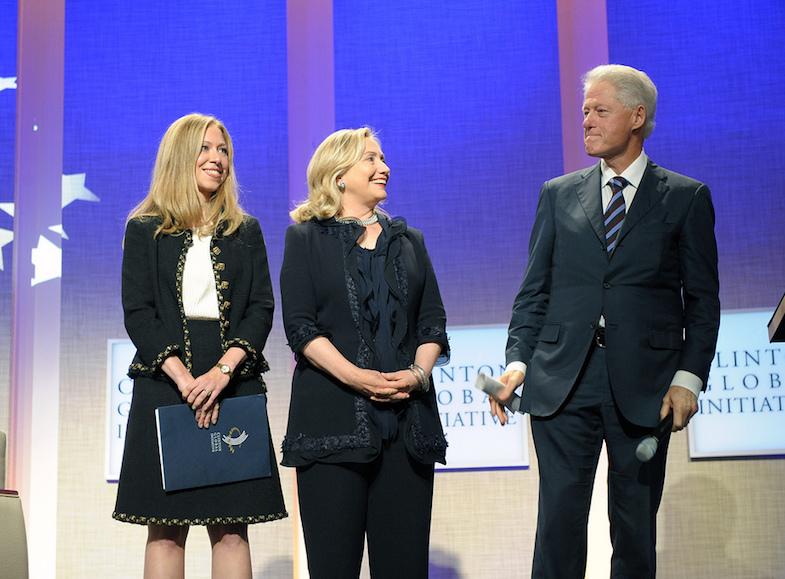 Resultado de imagen de Clinton's