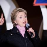 Hillary Clinton in 2008. Jeremy Soper / Flickr