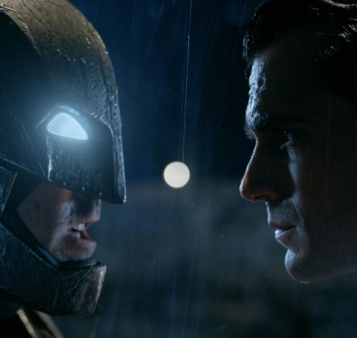 Batman v Superman: Dawn of Justice. ScreenCrush