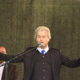 Party for Freedom leader Geert Wilders on April 13, 2015. Metropolico.org