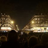 A Nuit Debout assembly on April 8, 2016. Nicolas Vigier
