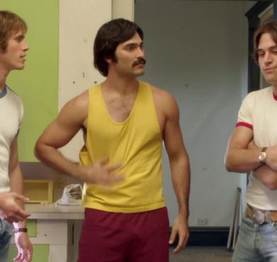 Still from the trailer for Everybody Wants Some!!. YouTube