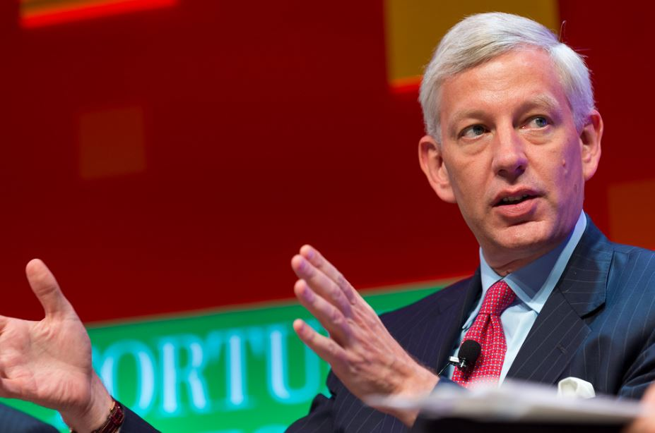 McKinsey & Company's global managing director Dominic Barton at the Fortune Global Forum in June 2013. Fortune Live Media / Flickr