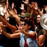 Indignados protesting in Spain in 2011. Afrodita71 / Flickr