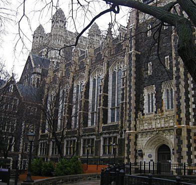 The City College of New York campus in 2009. shroomboomshowroom / Flickr