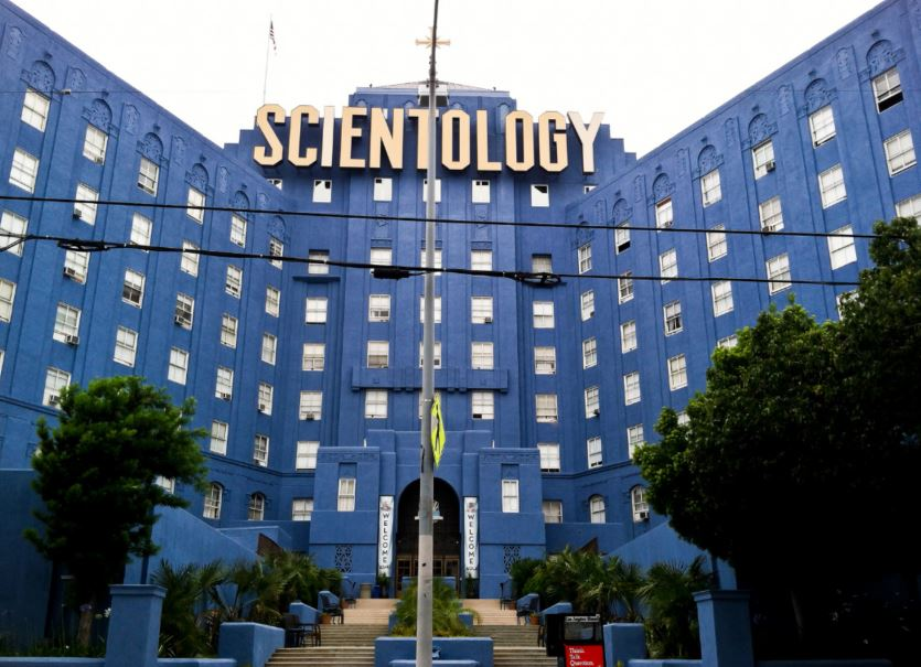 What is scientology and who do they worship, themselves?