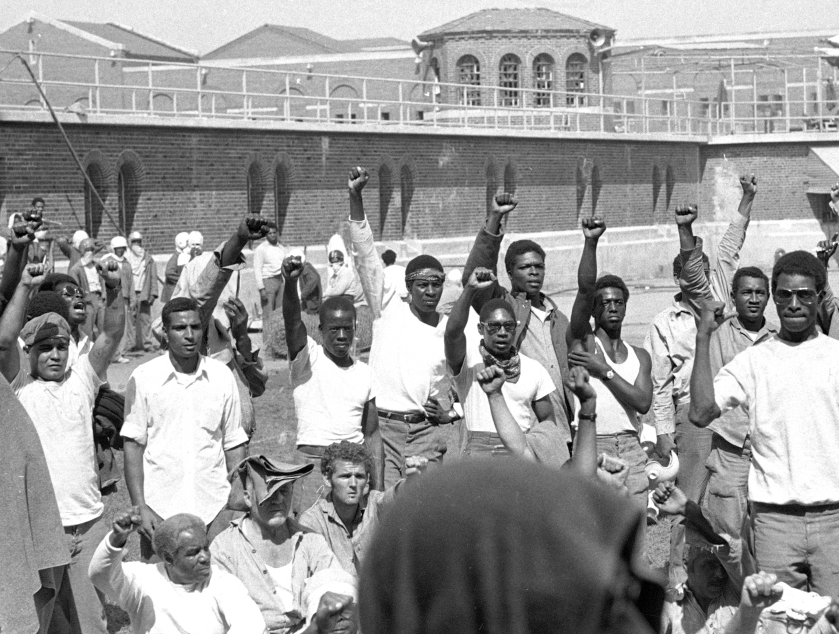 uprising at attica The attica correctional facility uprising in western new york in 1971 is the  bloodiest prison riot in our nation's history the inmates, who had lived in  deplorable.