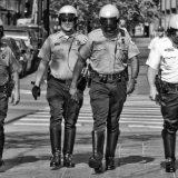 Police in Chicago, IL. Thomas Hawk / Flickr