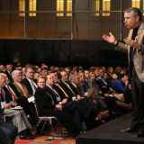Thomas Friedman in 2013. The World Affairs Council / Flickr