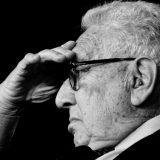 Henry Kissinger. Brandon Downey / Flickr