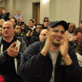 Supporters at a Teamsters United event in 2015. Teamsters United / Facebook