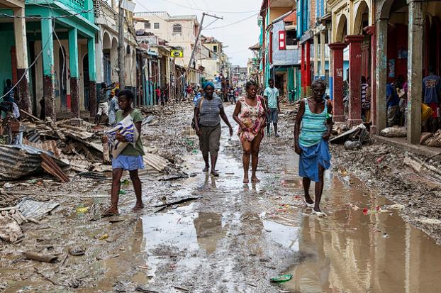 reasons why haiti is a failed state