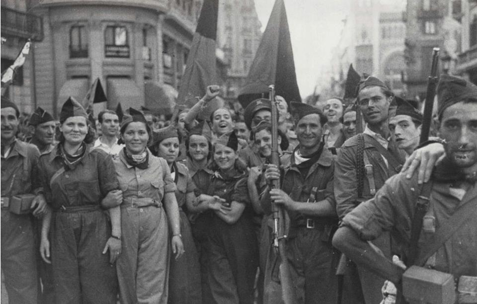 what caused the spanish civil war to break out