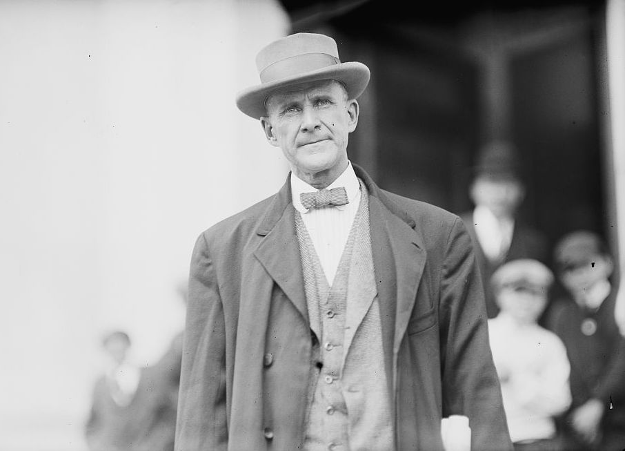 The Canton Speech Eugene Debs