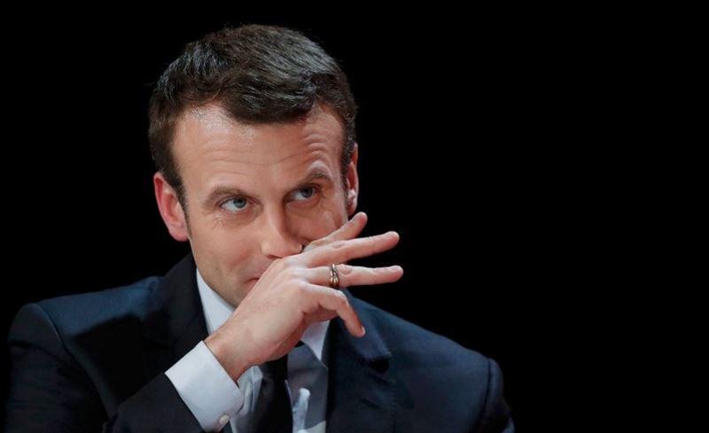 Emmanuel Macron Is Not Your Friend