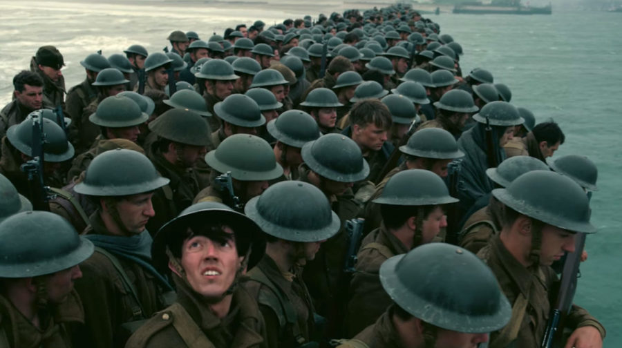 Yes, that was Michael Caine you heard in Dunkirk