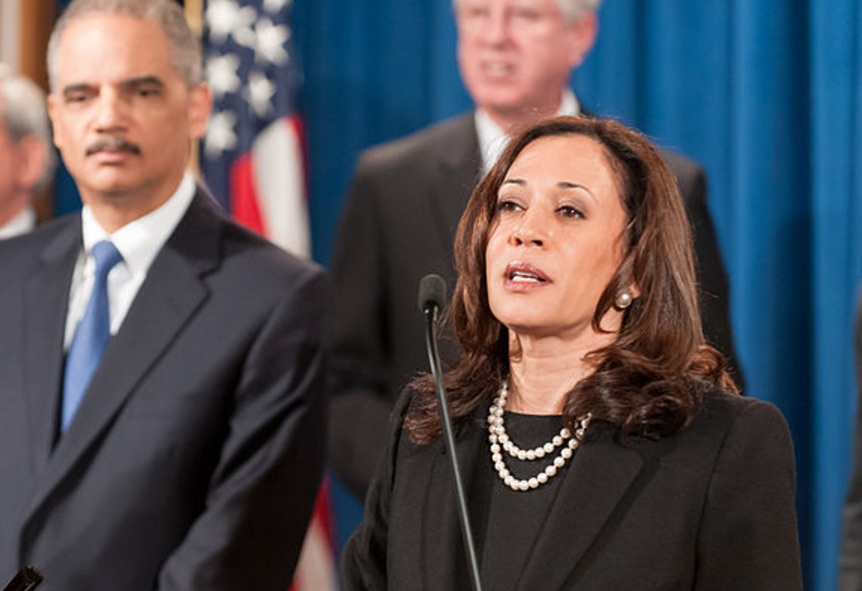 The Two Faces Of Kamala Harris