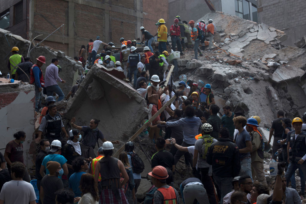 Mexico says last body found in rubble after quake