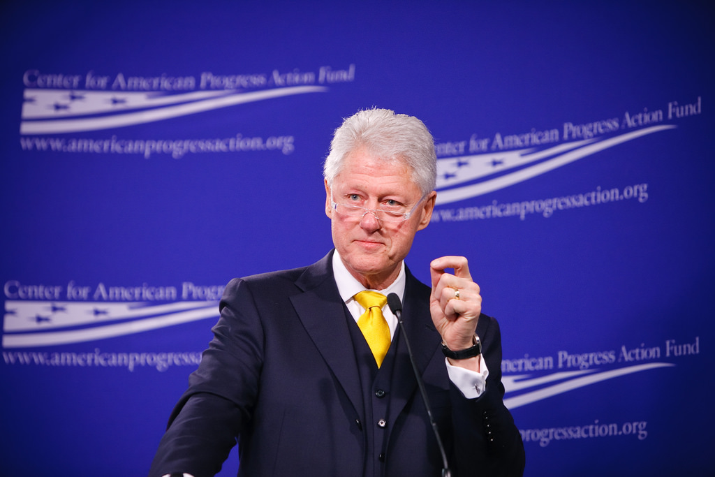 American sex attitudes after bill clinton