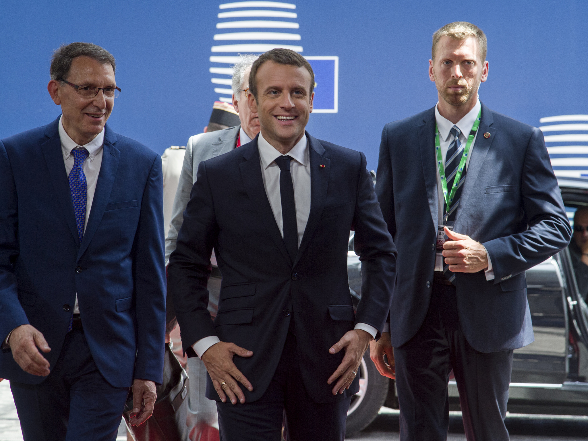Macron S Gift To The Rich