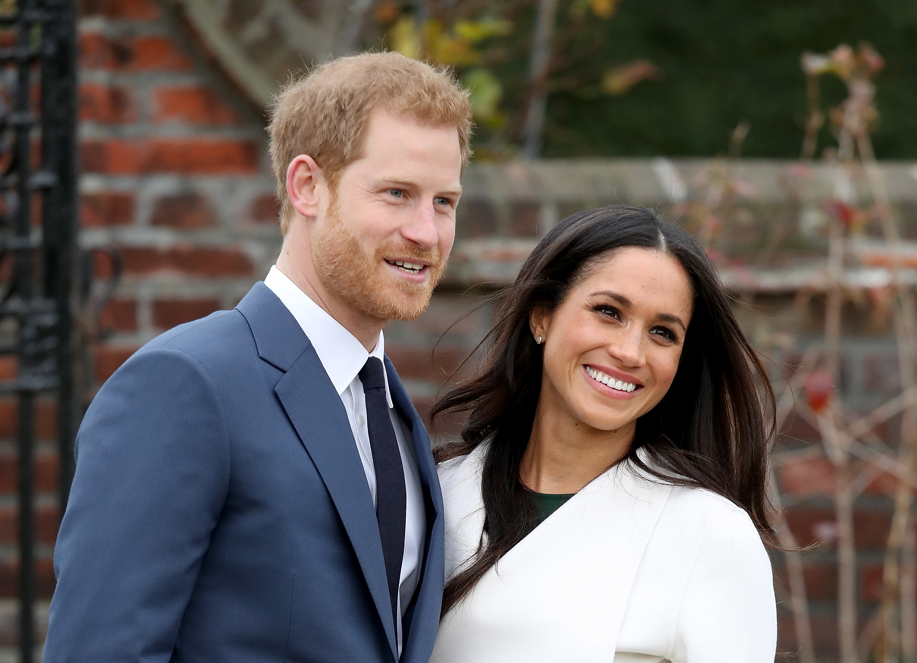 Prince Harry and Meghan Markle charm crowds in first public engagement
