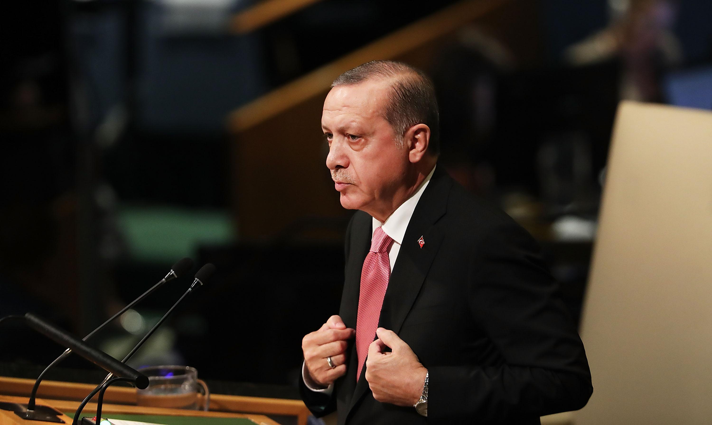 Erdogan gor eu till atloje