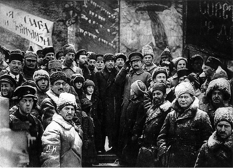 Lenin's The State and Revolution