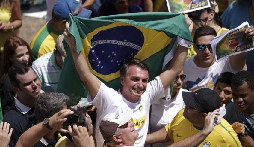 Brazil's Anti-Politics Election
