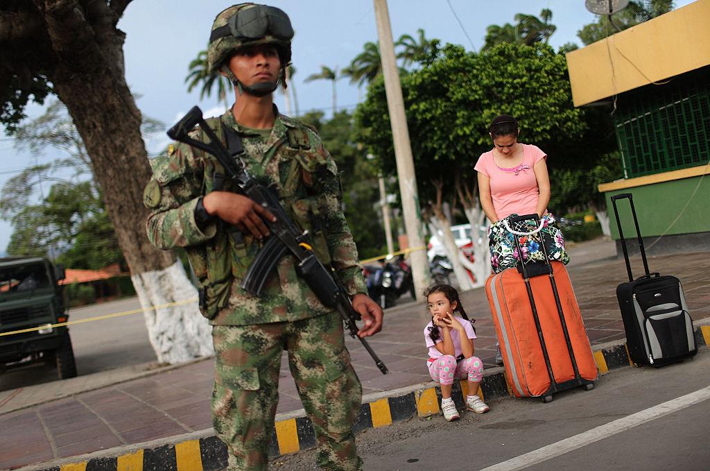 Britain's Secret War in Colombia