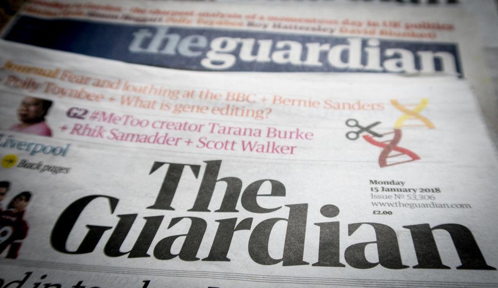 The guardian newspaper uk reputation