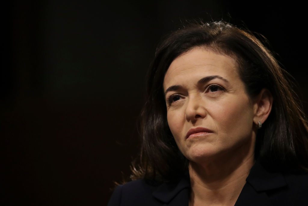 Sheryl Sandberg's Trickle-Down Feminism Stands Exposed